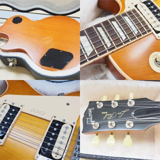 Gibson Lespaul Traditional 1960 Zebra_2