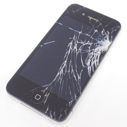 iPhone壊れちった