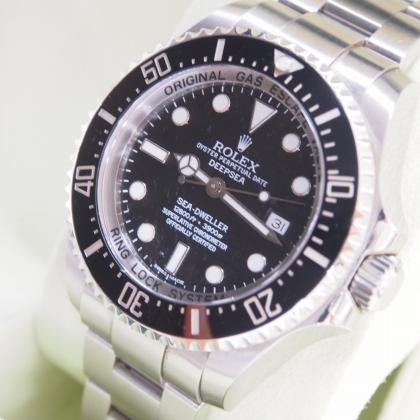 ロレックス シードゥエラー ディープシー 116660