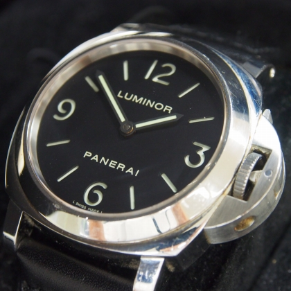 パネライ ルミノールベース PAM00112
