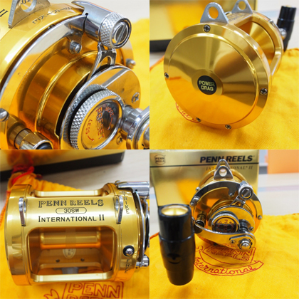 PENN REELS INTERNATIONALII 30SW