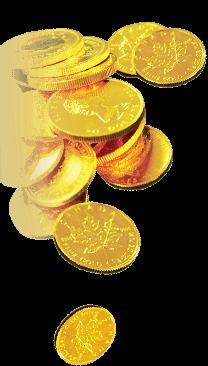 金は「国際通貨」