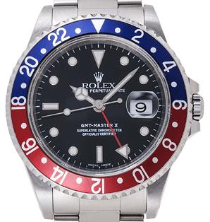 GMTマスターII 16710(青赤)