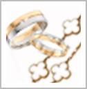 指輪、ネックレス