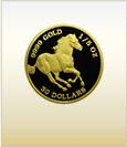 ツバルのコイン