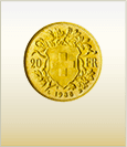 スイスのコイン