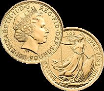 ブリタニア金貨1oz(オンス)