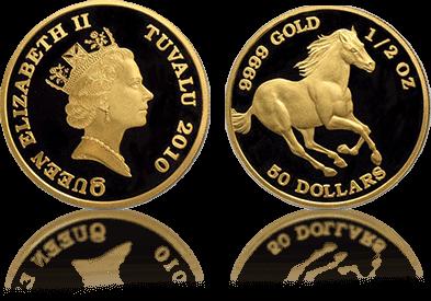 ホース金貨