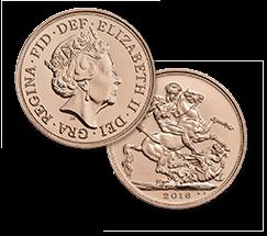 ソブリン金貨 1ポンド