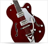 Gretsch G6119 Tennessee Rose