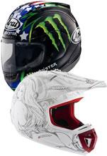 ヘルメット高価買取のポイント