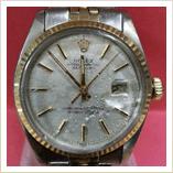 浸水してしまった時計