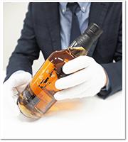 海外のウイスキーコンテストで連続受賞している「山崎」。