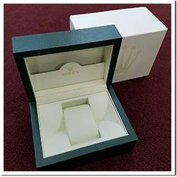 ロレックスの箱