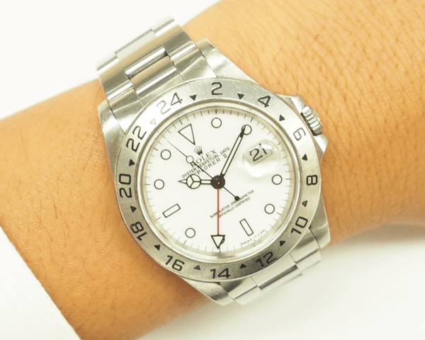 GMTマスター2 16570白