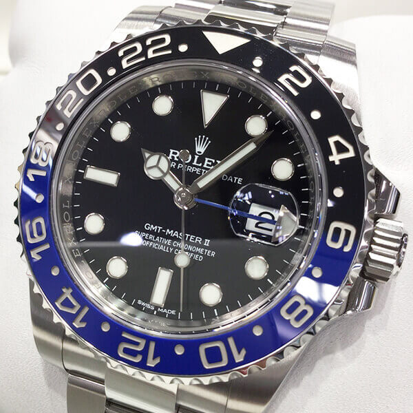 GMTマスター116710BLNR
