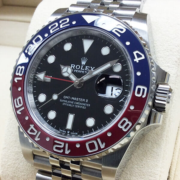 GMTマスター126710BLRO