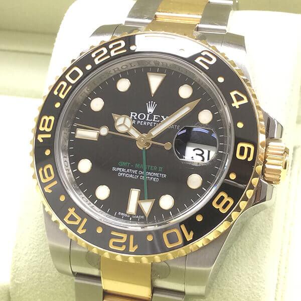 GMTマスター 116713LN